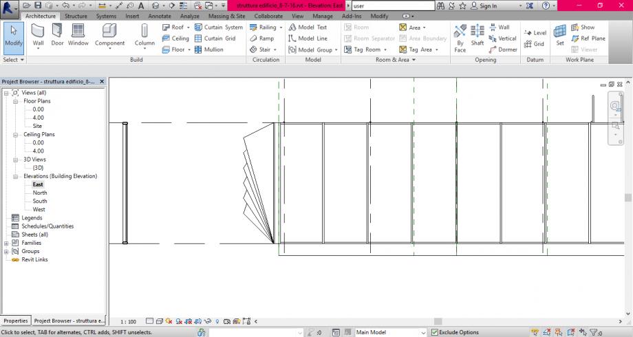 Tpp progetto finale peroni for Piani dell edificio per la colazione