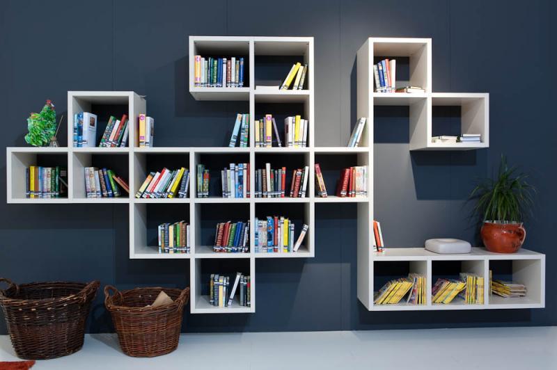 Serie parametrica libreria - Librerias estanterias modernas ...